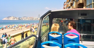 Panorama Bus Benidorm