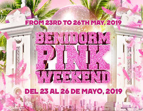 Benidorm Pink Weekend 2019